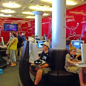 Интернет-кафе Барзаса