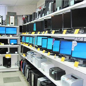 Компьютерные магазины Барзаса