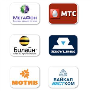 Операторы сотовой связи Барзаса