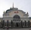 Железнодорожные вокзалы в Барзасе