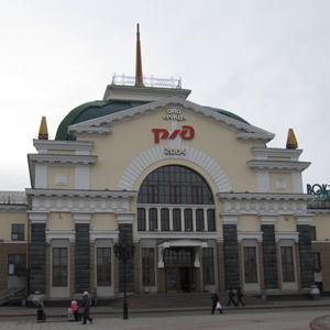 Железнодорожные вокзалы Барзаса